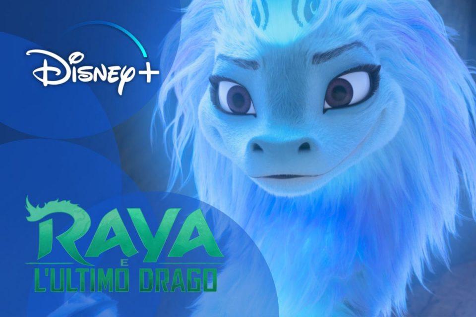 Raya e l'Ultimo Drago disponibile per tutti su Disney+