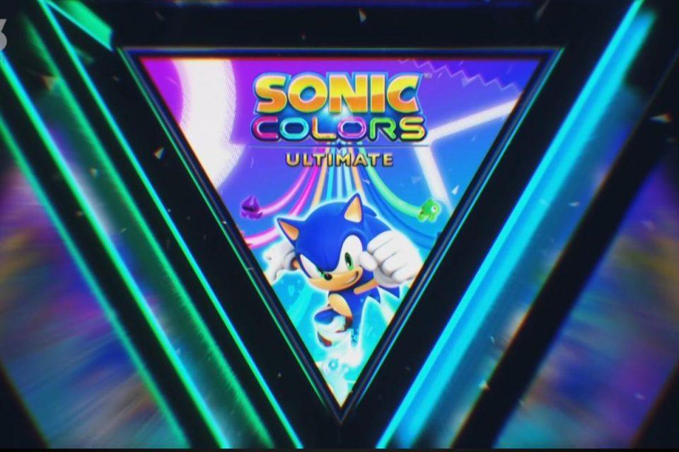 Sonic Colors: Ultimate svela Tropical Resort durante il Future Games Show 2021