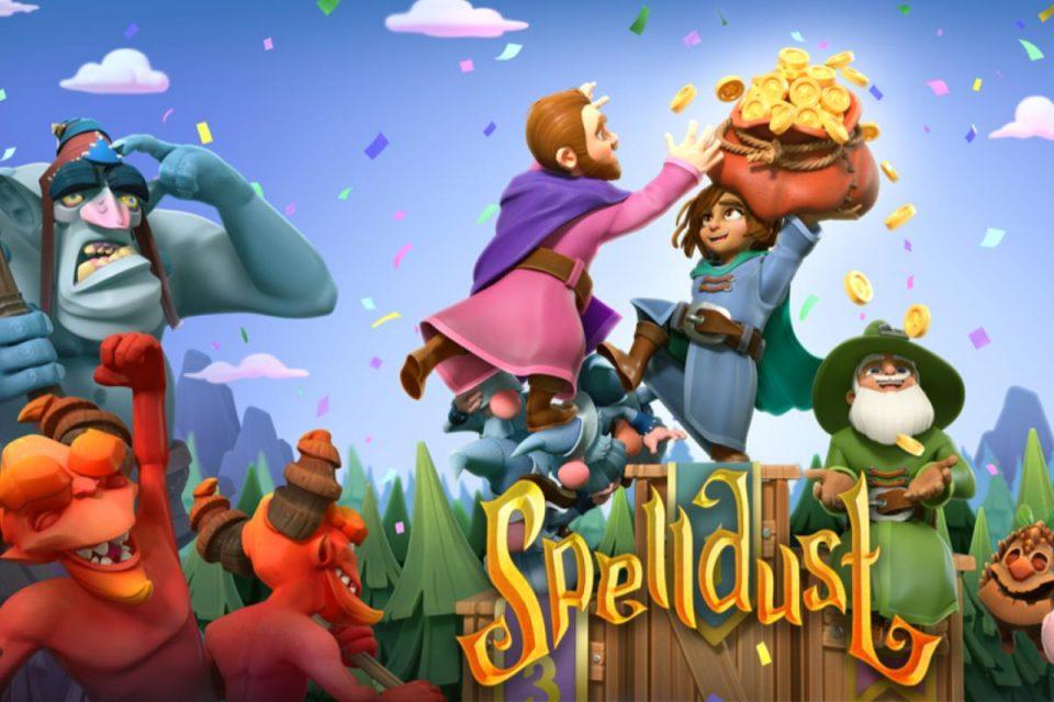 Spelldust sarà rilasciato per iOS e Android il mondo il 22 giugno!