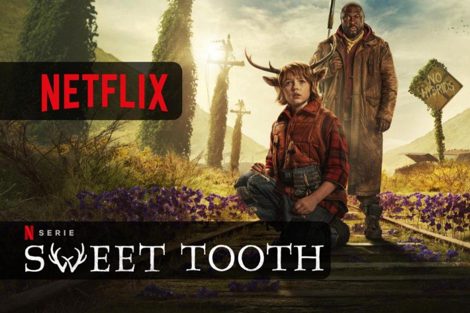 Sweet Tooth arriva oggi su Netflix la prima stagione