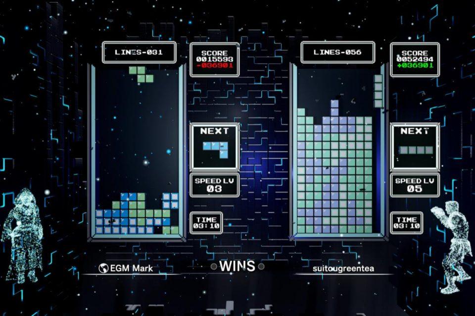 Tetris Effect: Connected sarà disponibile per crossplay, beta e Steam a luglio