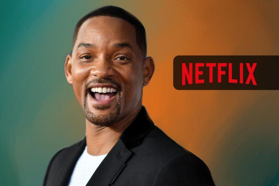 Will Smith ospiterà e produrrà uno speciale varietà comico su Netflix