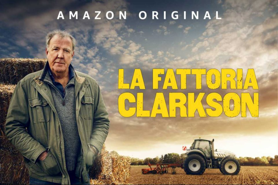la fattoria di clarkson amazon prime video