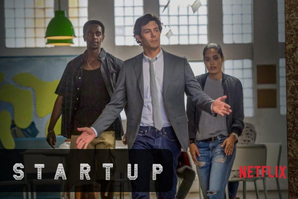 startup serie netflix