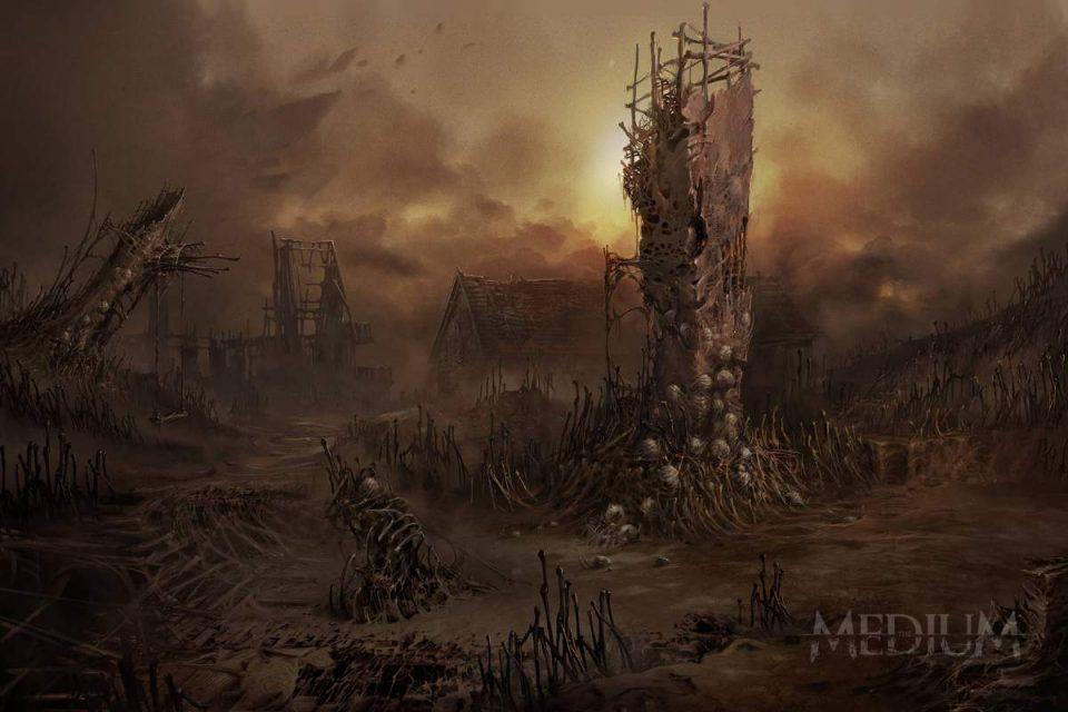 the medium il gioco finale