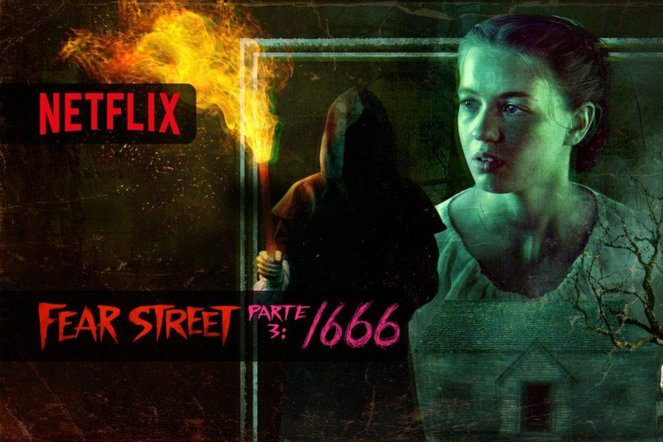 Fear Street Parte 3: 1666 Film in uscitain Italiail 16 luglio 2021
