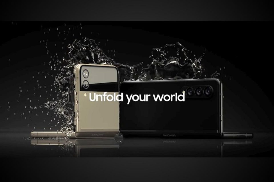 I prossimi telefoni pieghevoli di Samsung rivelati in una nuova immagine e specifiche