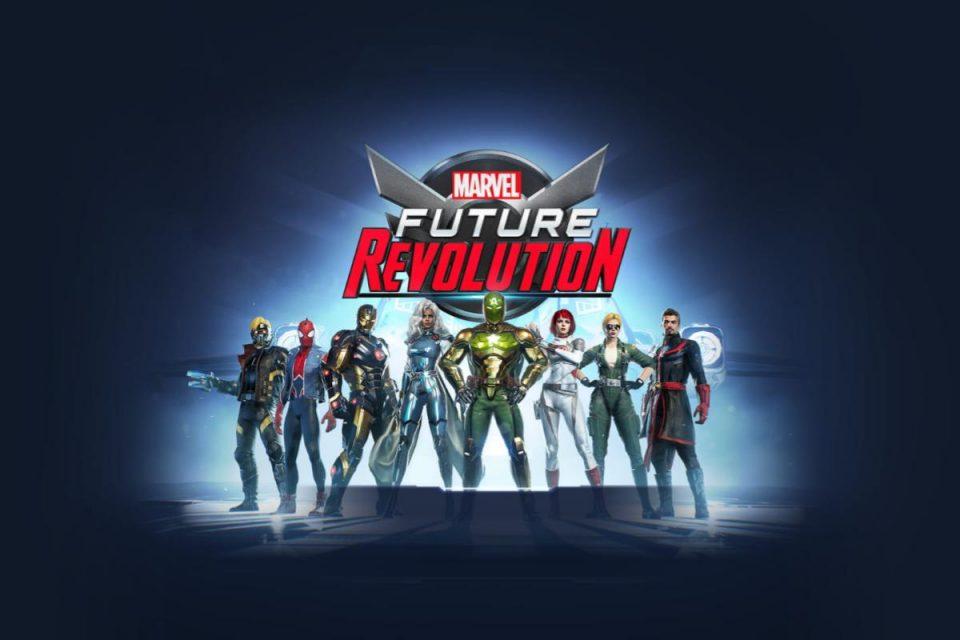 """Il gioco di ruolo open world """"Marvel Future Revolution"""" ha finalmente una data di uscita confermata"""