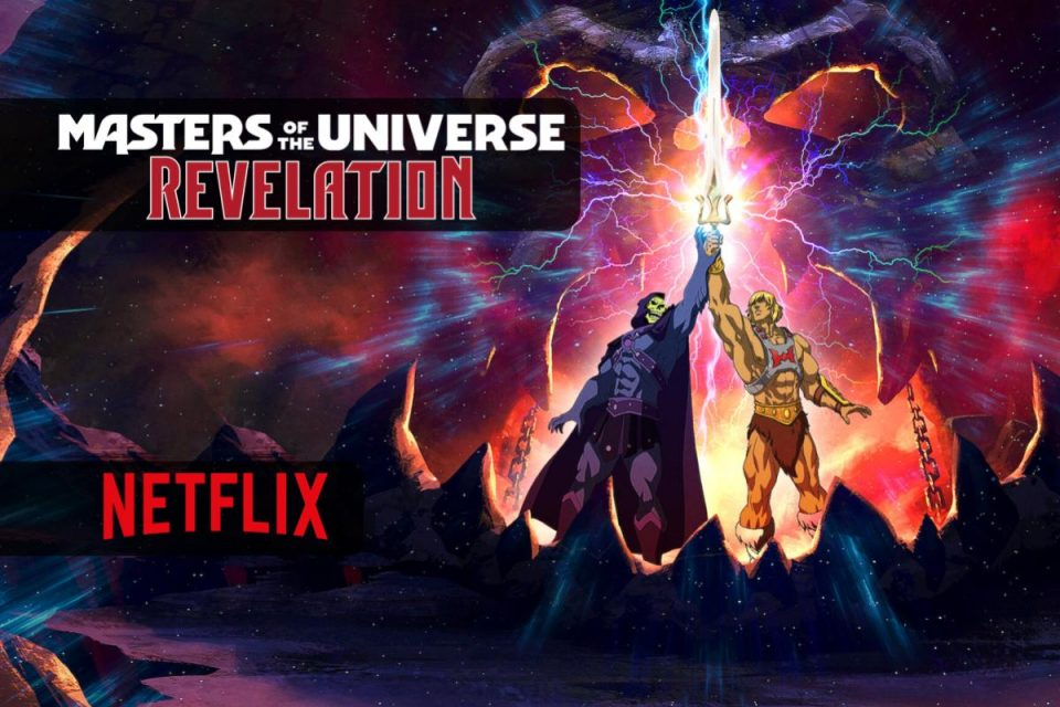 Masters of the Universe: Revelation da oggi solo su Netflix
