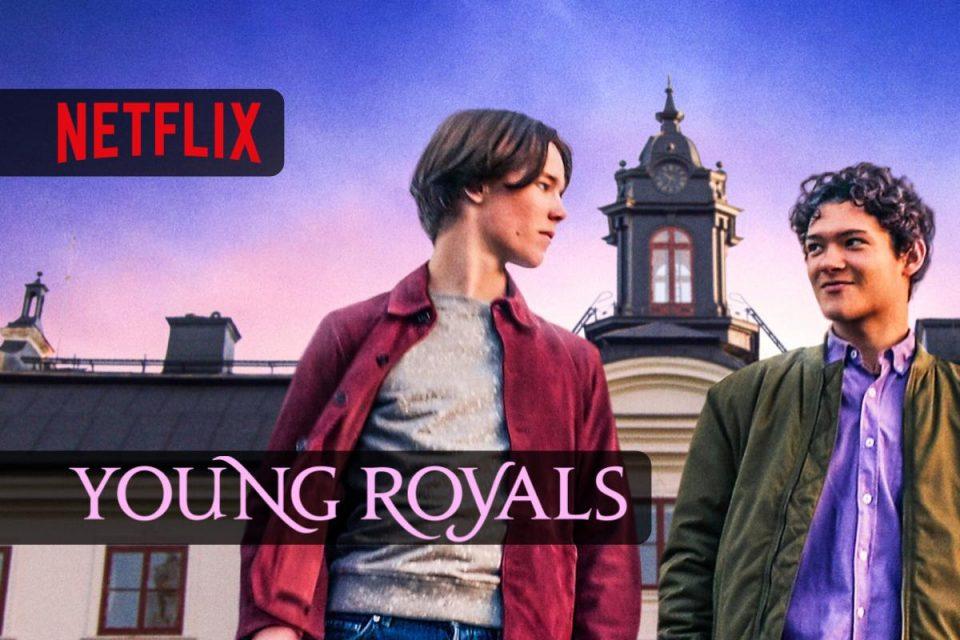 Young Royals: la nuova serie Netflix su un giovane principe svedese