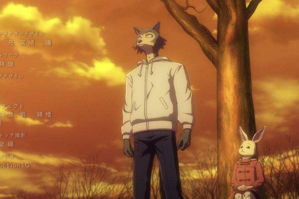 beastars stagione 2 finale serie anime