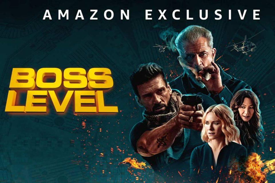 boss level film azione amazon prime video