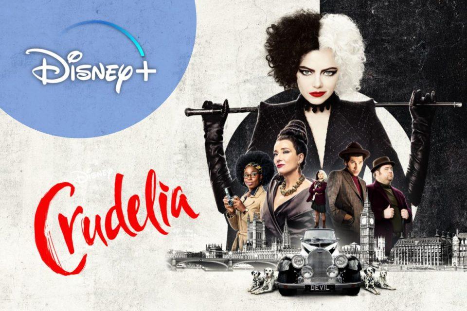 Disponibile Crudelia per tutti gli abbonati Disney+