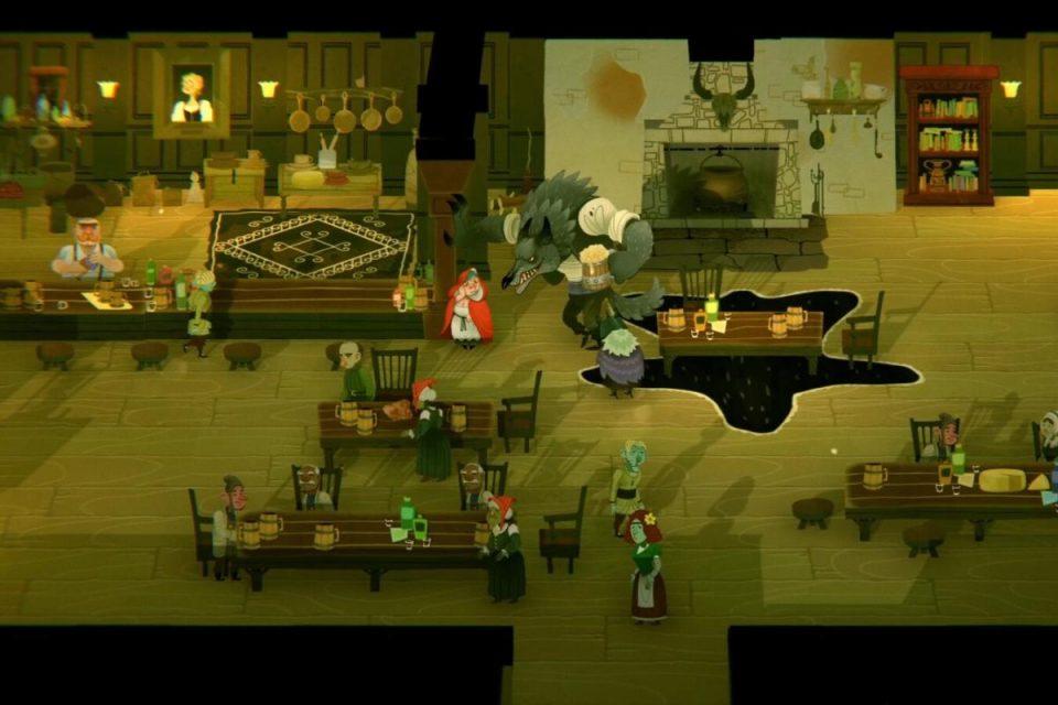 Wytchwood, l'avventura di creazione sarà pronta in autunno per PS4 e PS5