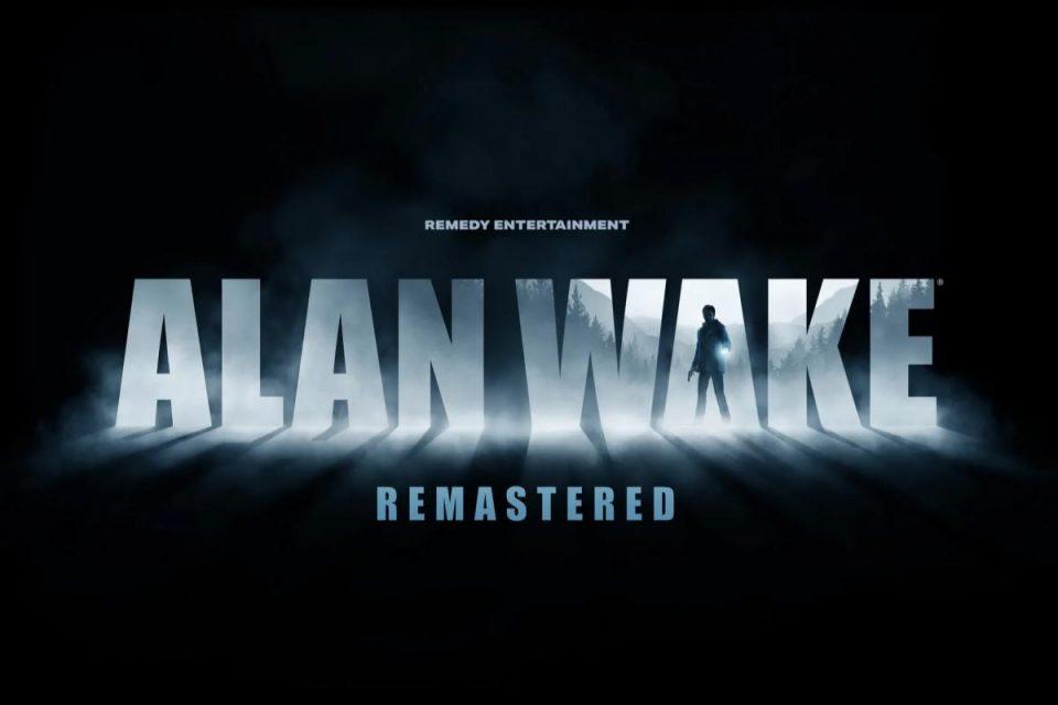 Alan Wake Remastered è in arrivo su PlayStation, Xbox e PC