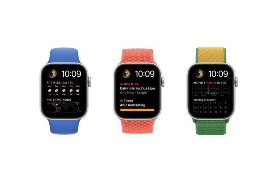 Apple Watch Series 7 offrirà il 16% in più di spazio sullo schermo e faces esclusivi