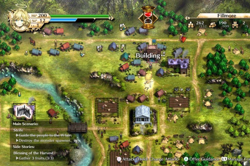 Esce su PlayStation Store la versione rimasterizzata di Actraiser Renaissance