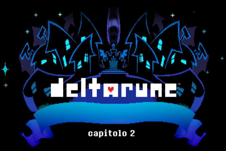 Deltarune Capitolo 2 viene lanciato a sorpresa questa settimana