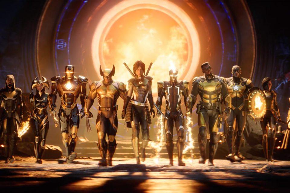 Elenco i nuovi personaggi di Marvel's Midnight Suns