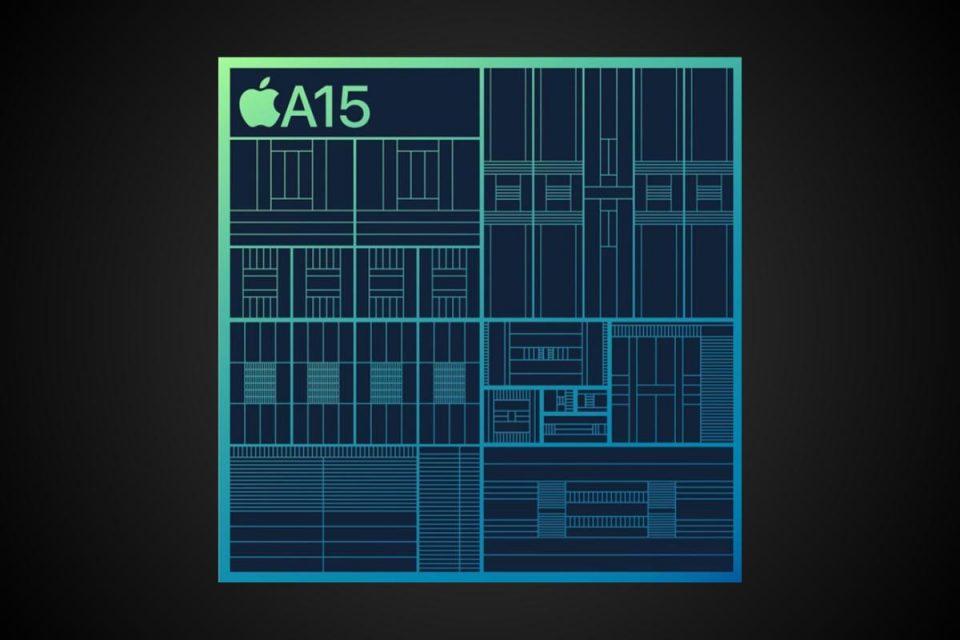 I benchmark A15 rivelano un aumento delle prestazioni della CPU del 21% rispetto ad A14
