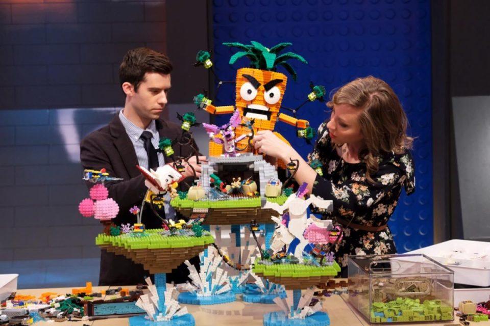 IN PRIMA TV SU BOING LA PRIMA STAGIONE DI LEGO MASTERS USA