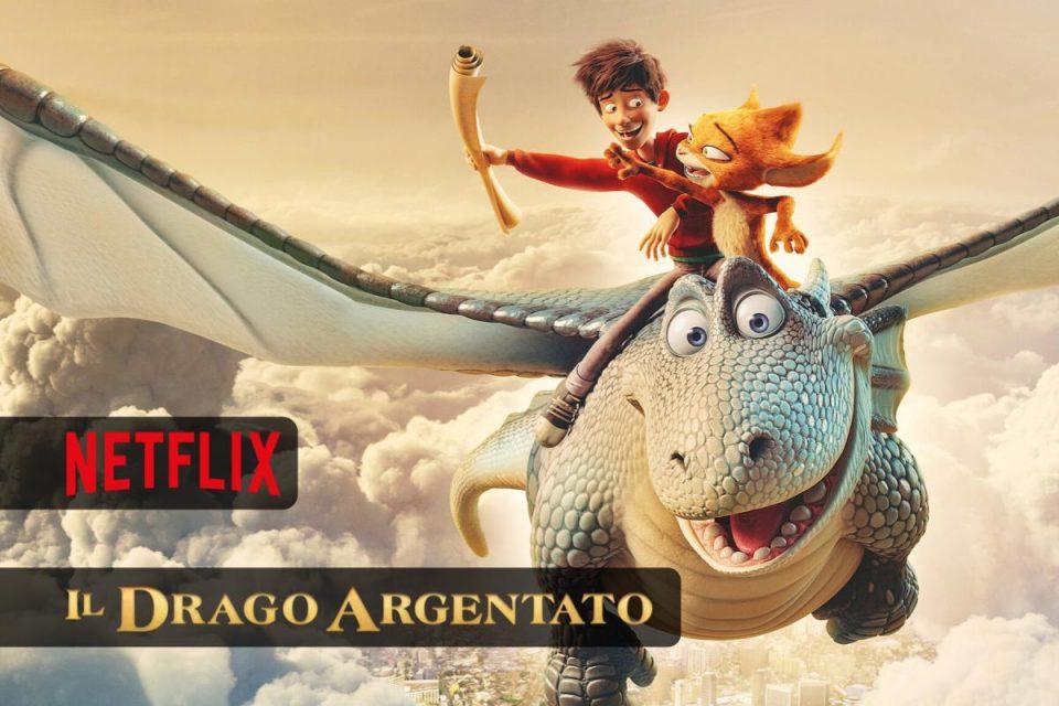 Il drago argentato Netflix