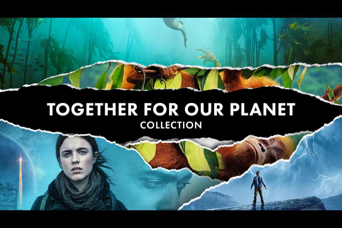 Insieme per il nostro pianeta - Una nuova collezione di storie di  sostenibilità su Netflix - PlayBlog.it