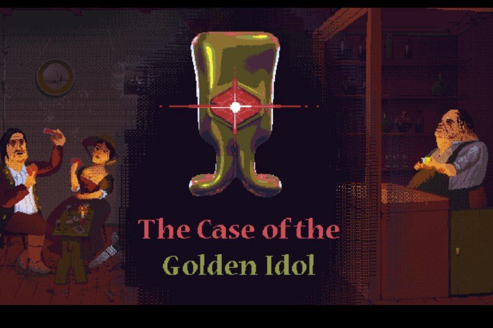La demo dell'innovativo gioco investigativo The Case of the Golden Idol arriva suSteam Nex Fest