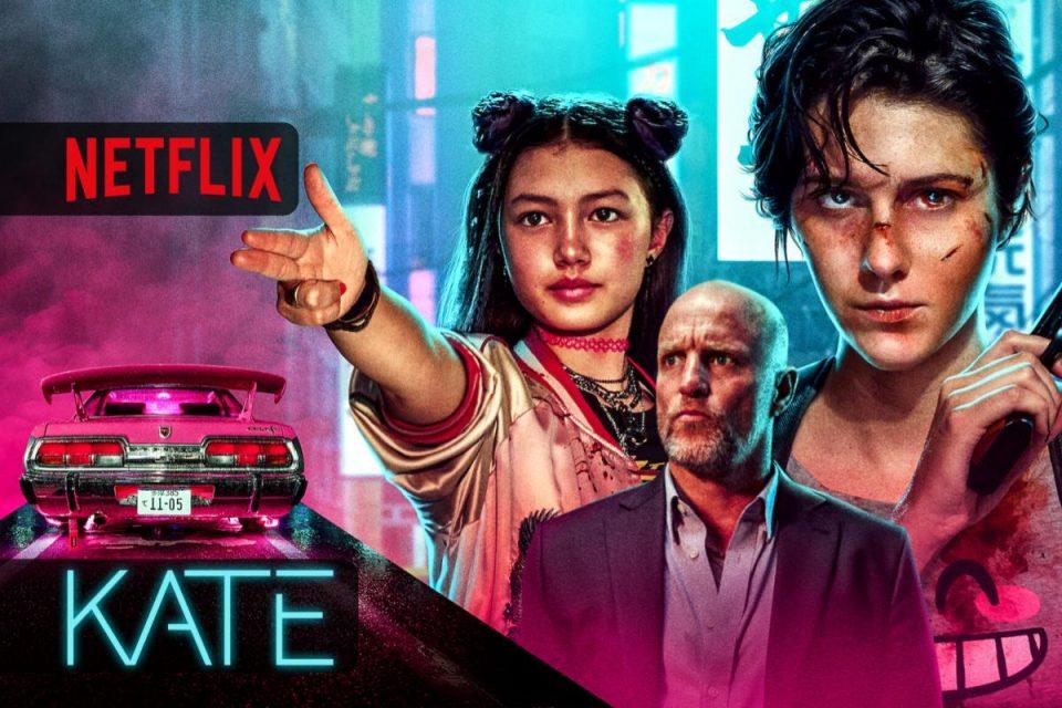 La gente sta perdendo la testa per Kate il nuovo film d'azione su Netflix