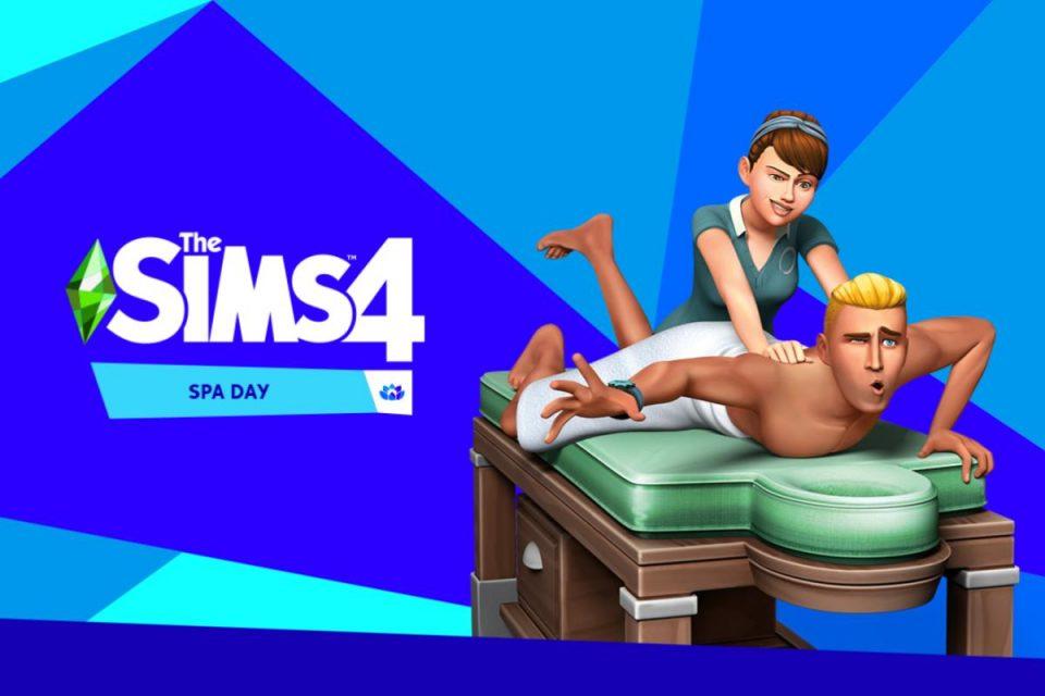 L'aggiornamento di The Sims 4 Spa Day aggiunge nuovi modi per coccolare i Sims