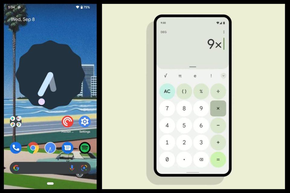 L'ultima beta di Android 12 porta alcuni restyling e nuovi widget