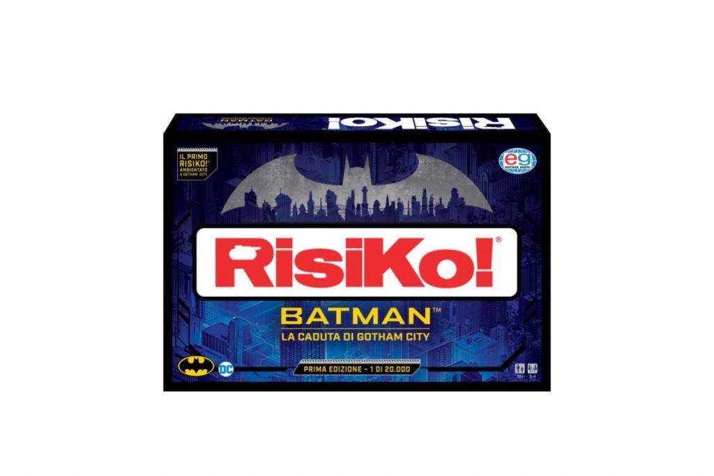 RISIKO! INCONTRA BATMAN - NUOVA VERSIONE IN EDIZIONE LIMITATA