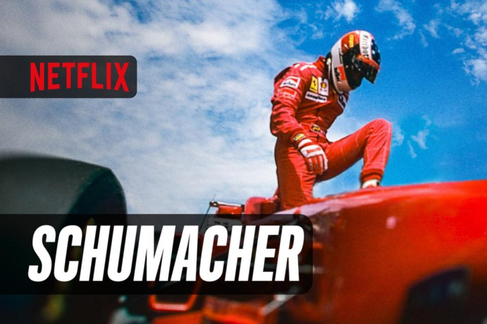 Schumacher arriva su Netflix il docufilm sul campione F1