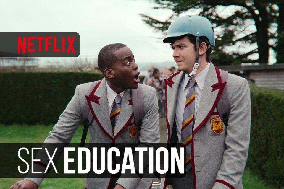 Sex Education guarda subito la stagione 3 su Netflix