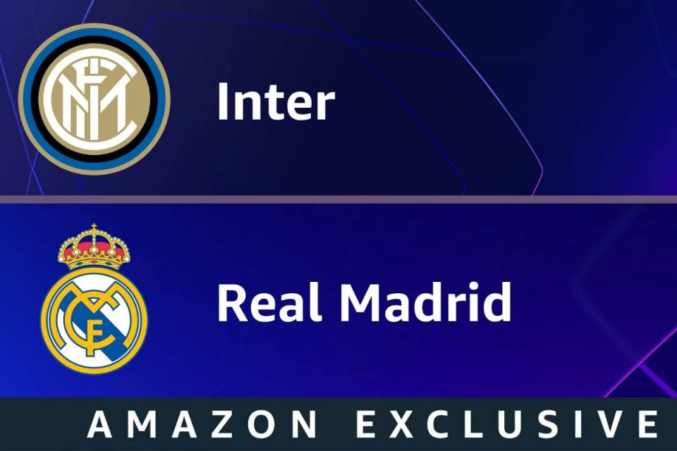inter real madrid champions league amazon prime video