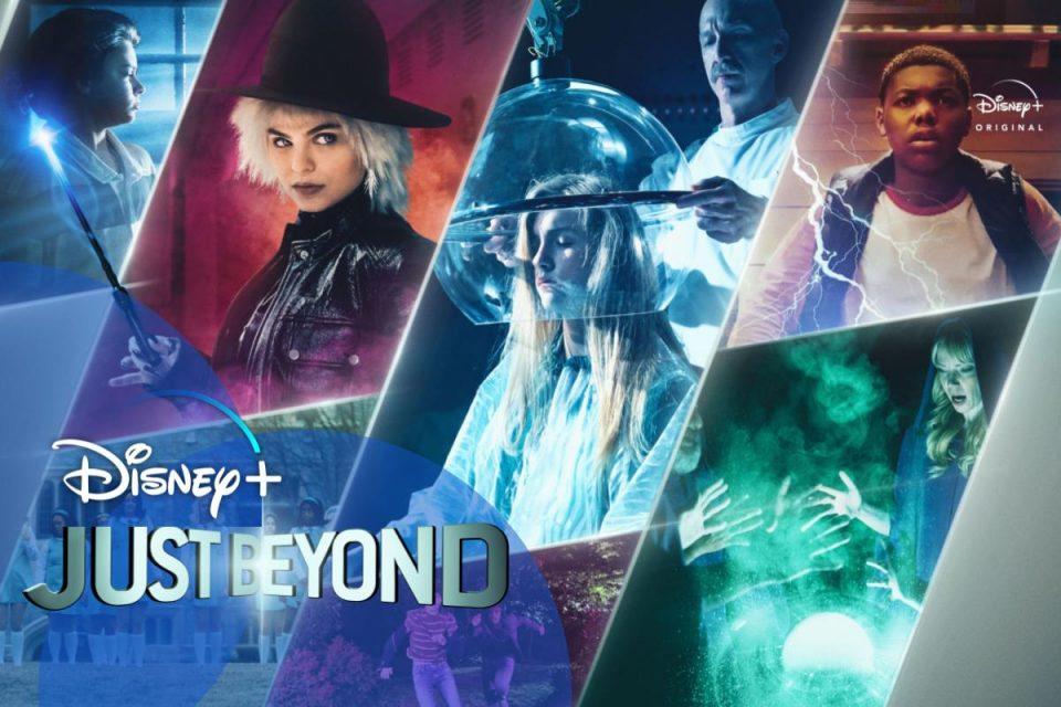 Disney rilascia la serie Just Beyond e otto nuovi poster