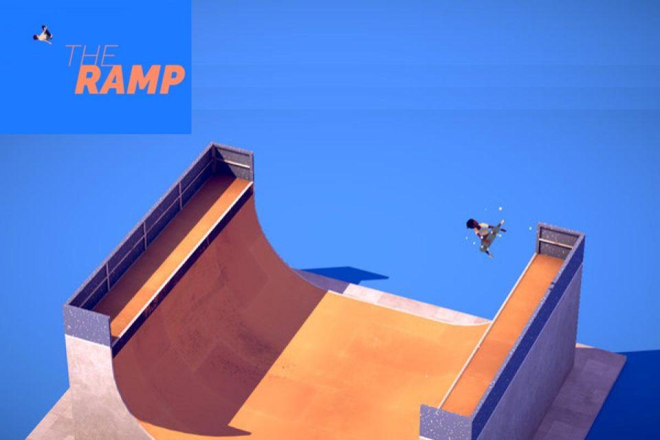 """Il fantastico gioco di skateboard """"The Ramp"""" in arrivo su iOS il prossimo mese, i preordini sono ora disponibili"""