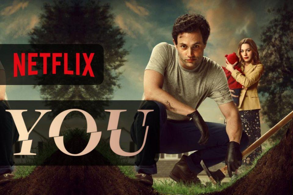 Siete pronti per la Stagione 3 della serie You in arrivo domani su Netflix?