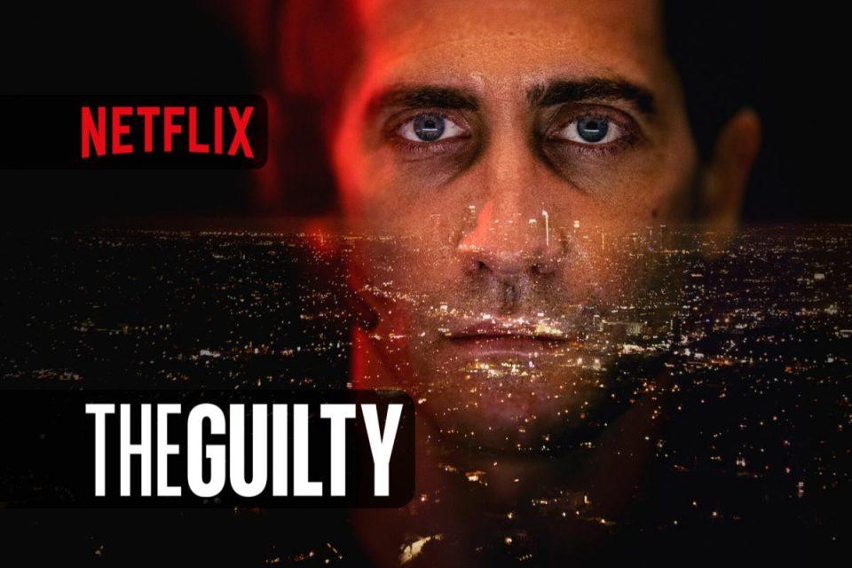 The Guilty su Netflix il Film thriller con Jake Gyllenhaal