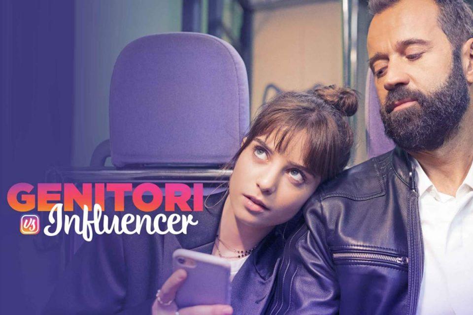 genitori vs influencer film amazon prime video